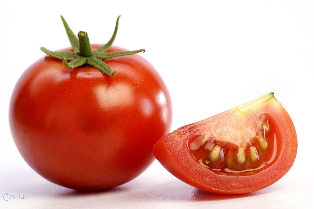 تصویر گوجه فرنگی