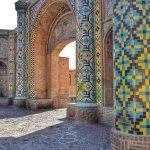 دروازه کوشک قزوین