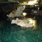 درون غار علی صدر