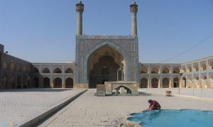 عکسهای مسجد جامع اصفهان