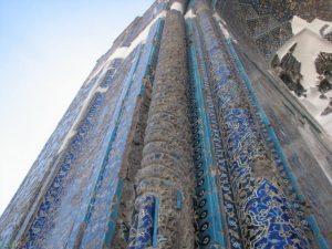 عکسهای مسجد کبود