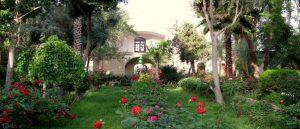 عکس باغ گلشن