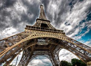 عکس جدید برج ایفل
