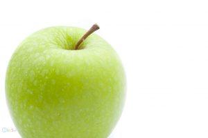 عکس سیب سبز