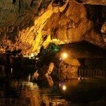 عکس غار علی صدر در همدان