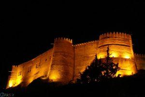 عکس قلعه فلک الافلاک