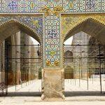 عکس مسجد جامع اصفهان