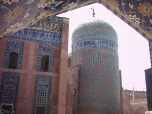 عکس-های-آرامگاه-شیخ-صفی-الدین-اردبیلی