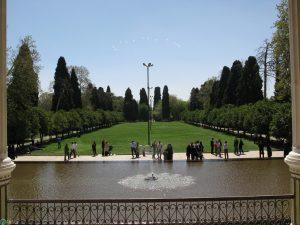 عکس های باغ عفیف آباد