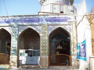 عکس های حرم سید تاج الدین غریب