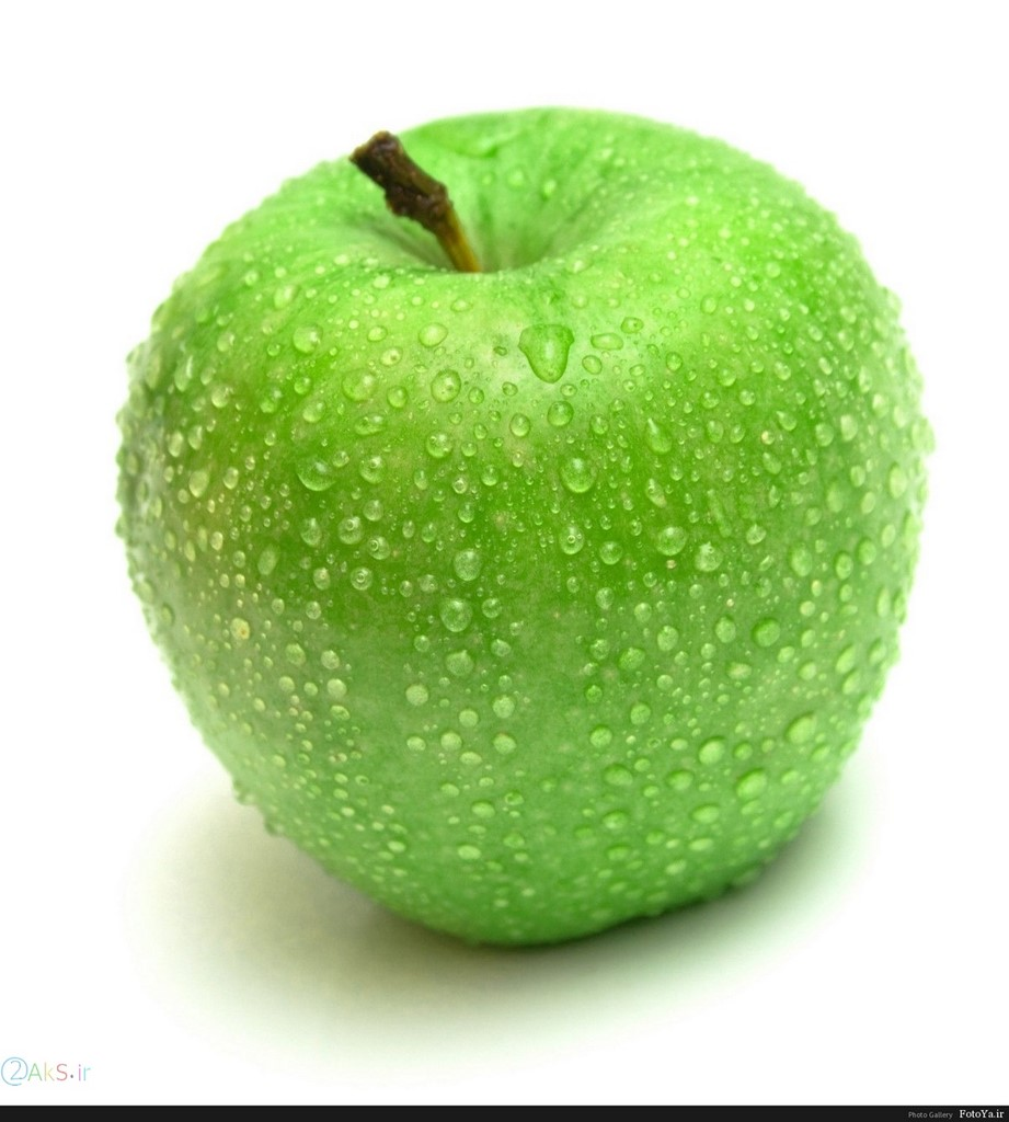 عکس های سیب سبز