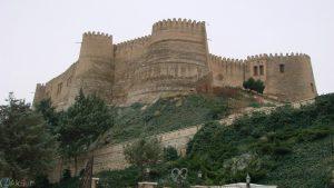 عکس های قلعه فلک الافلاک