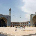 عکس های مسجد جامع اصفهان