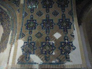 عکس های مسجد کبود