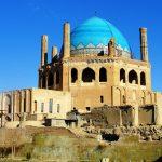 عکس های گنبد سلطانیه