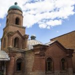 عکس کلیسای کانتور قزوین