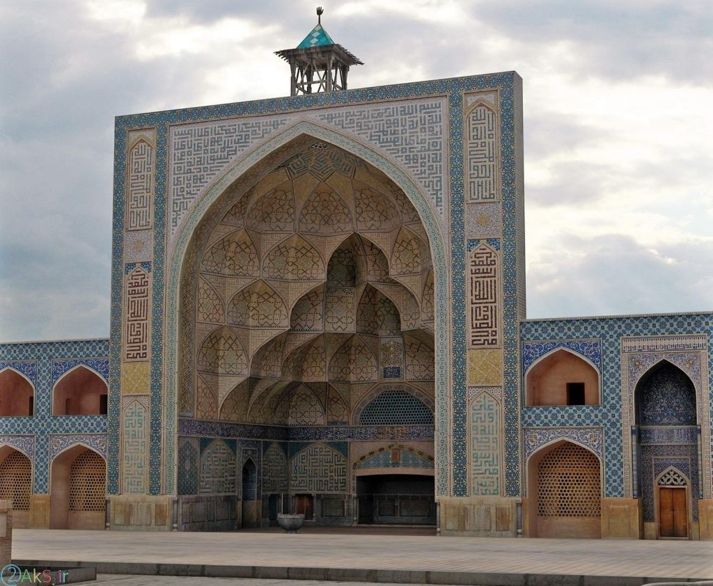 مسجد جامع اصفهان (16)