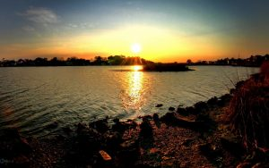 والپیپر دریاچه