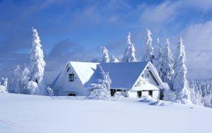 والپیپر روز برفی