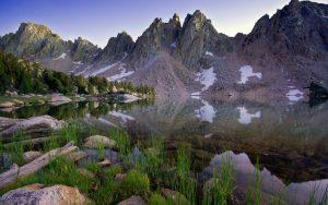 والپیپر کو و دریاچه
