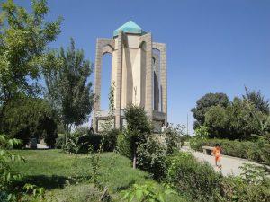 گالری آرامگاه بابا طاهر