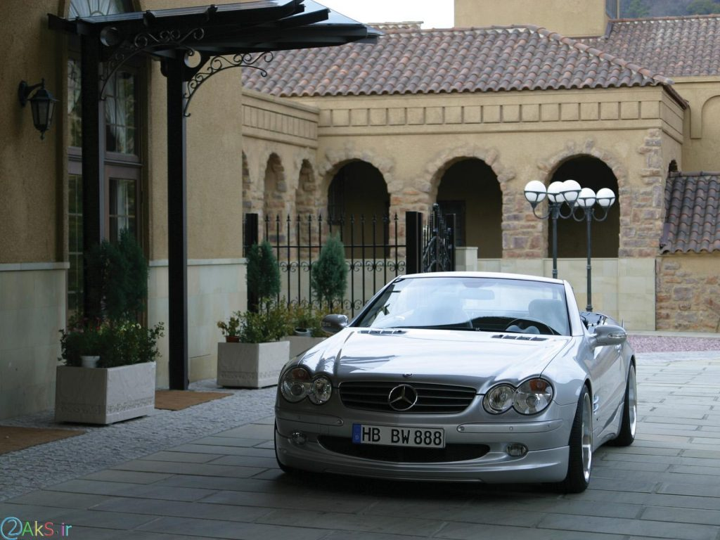 تصاویر Bercedes Benz SL500