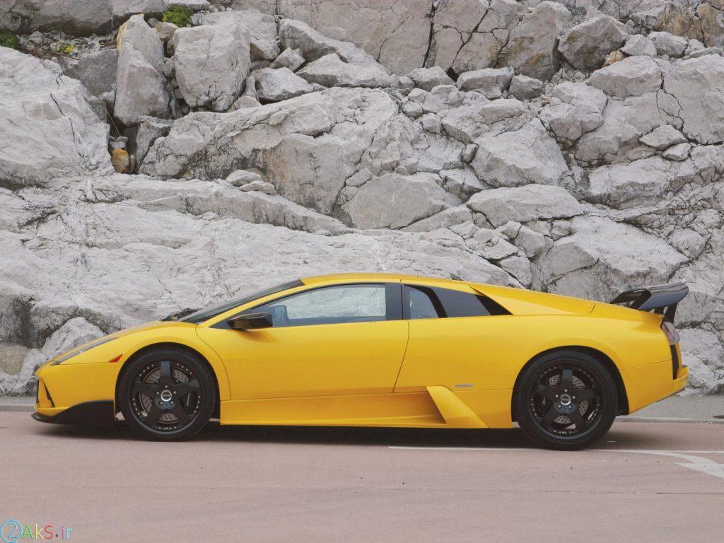 تصاویر Lamborghini Murcielago S