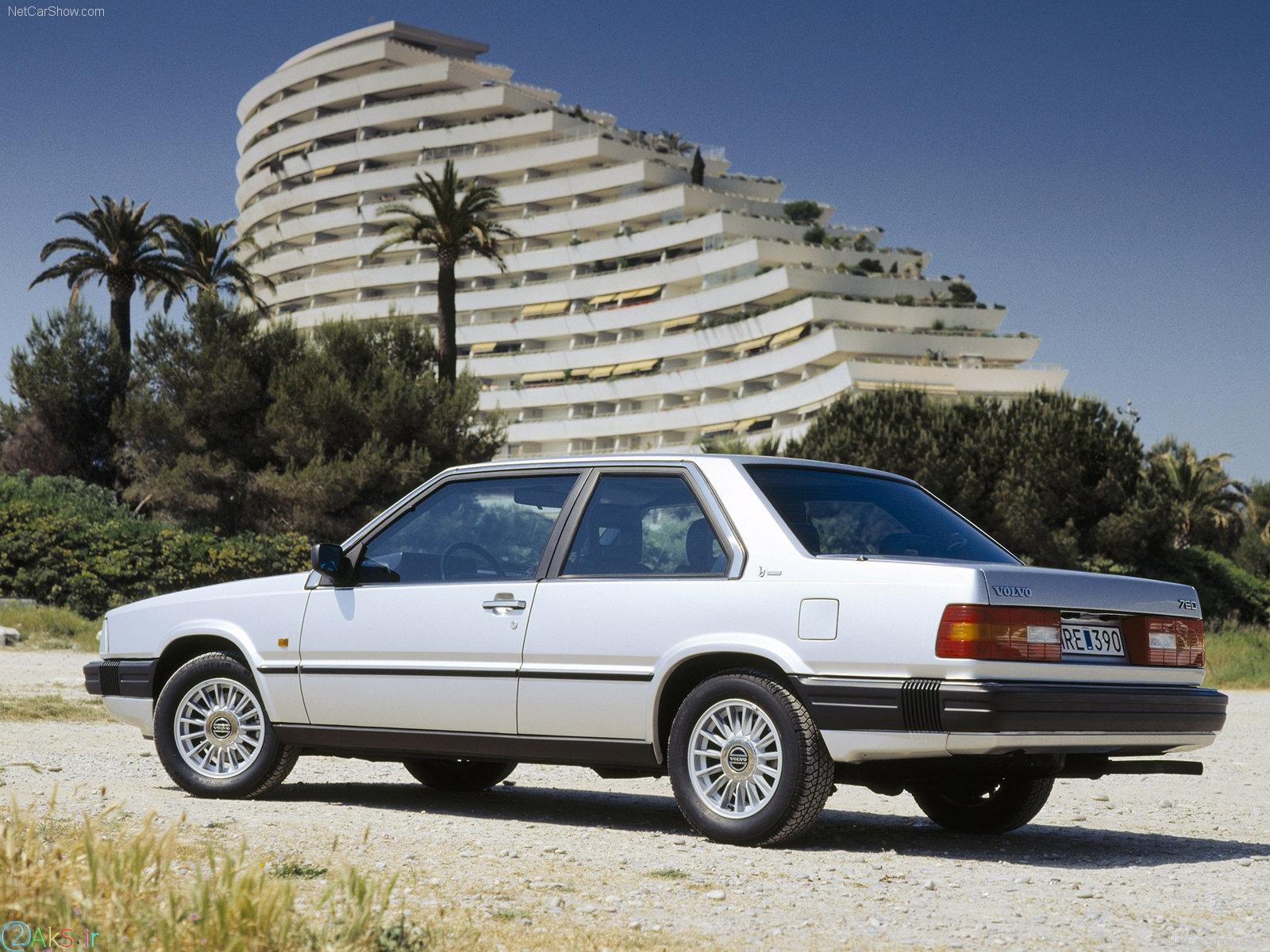 تصاویر Volvo 780