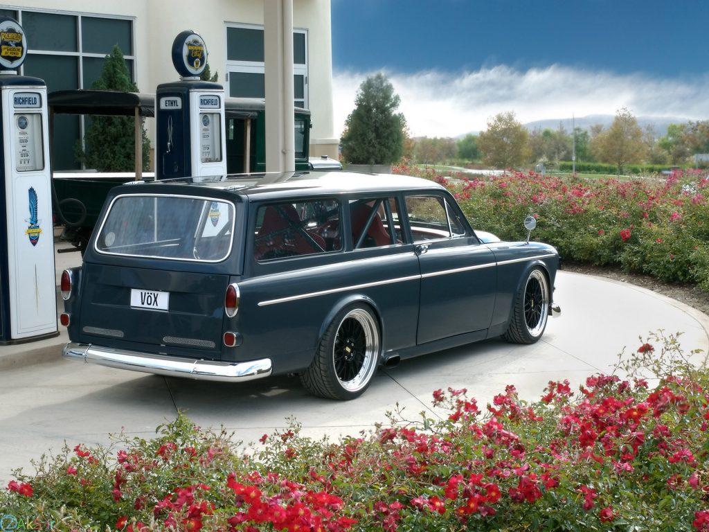 تصاویر Volvo Amazon