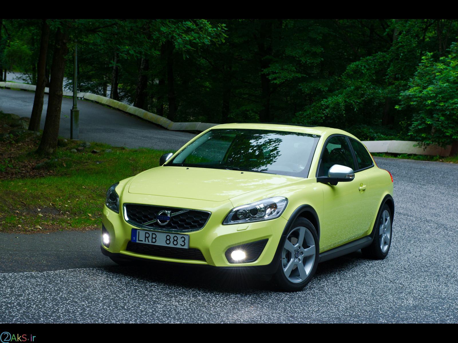 تصاویر Volvo C30