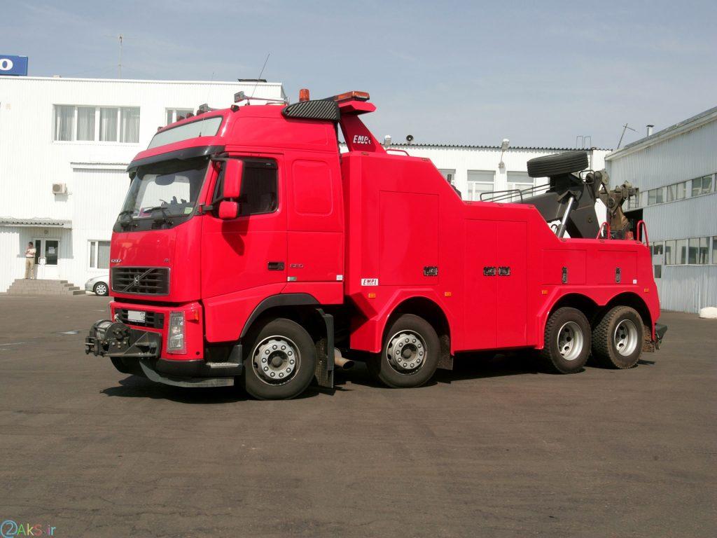 تصاویر Volvo FH12