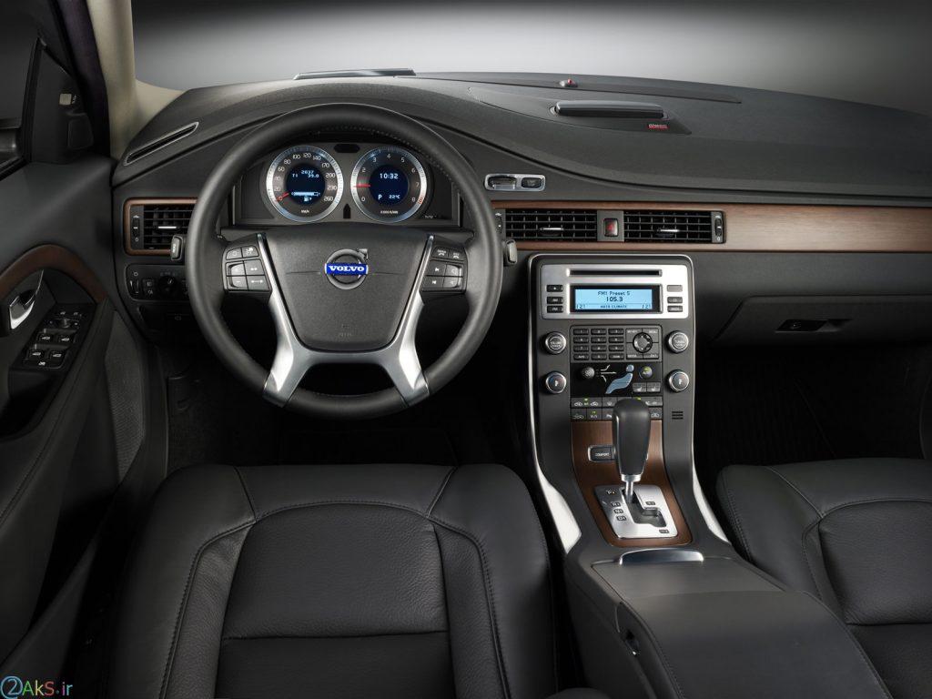تصاویر Volvo S80