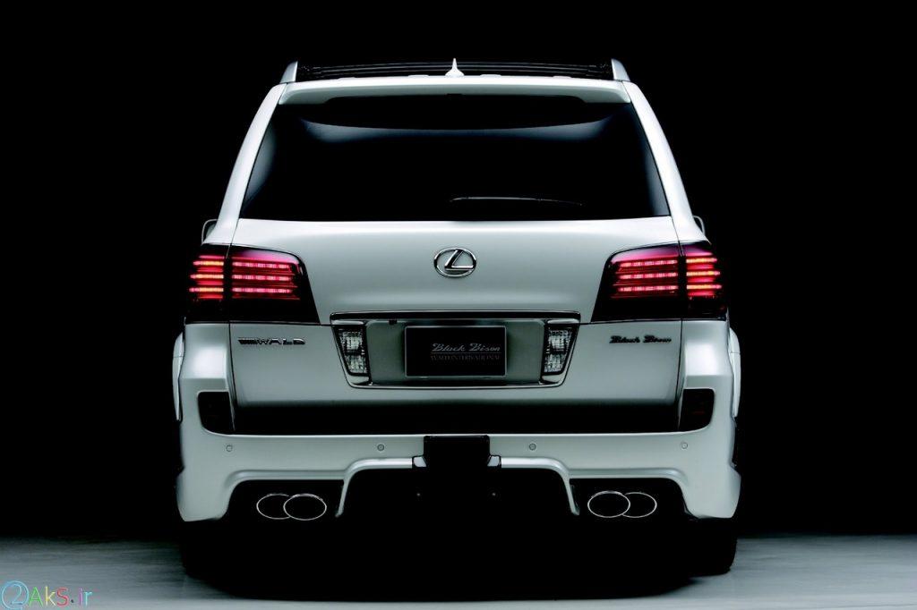 تصاویر Lexus LX570