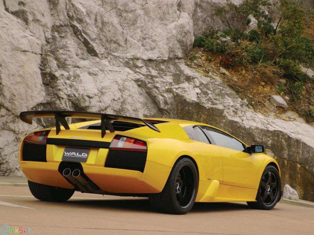 تصویر Lamborghini Murcielago S