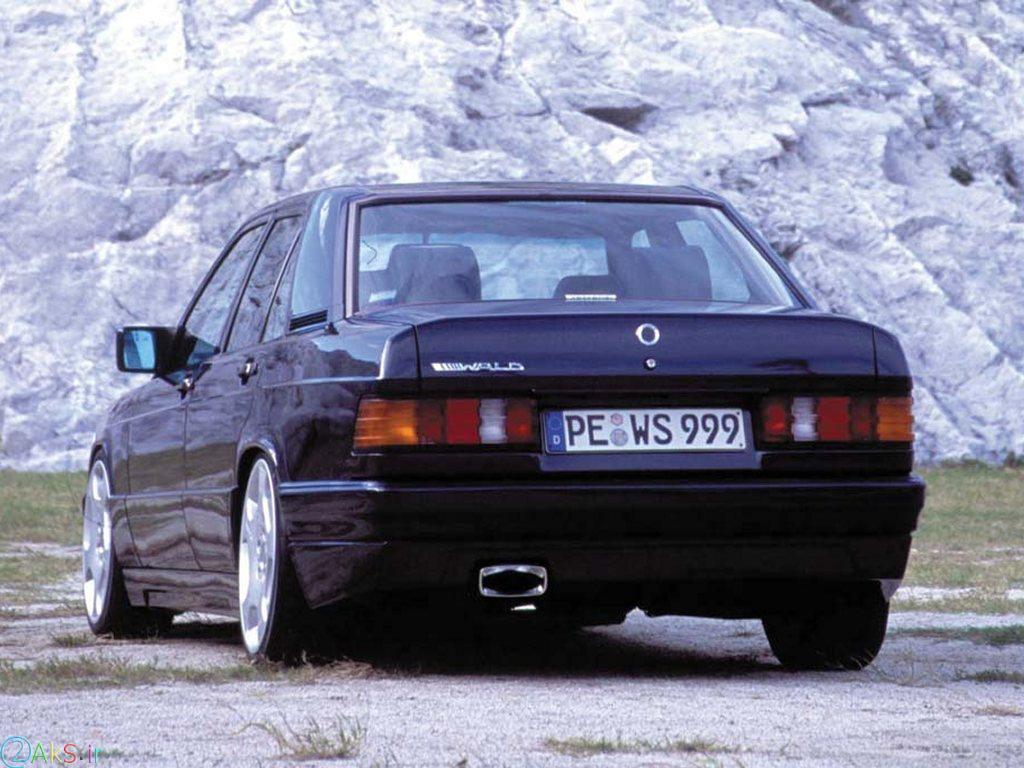 تصویر Mercedes-Benz C-Class (W201)