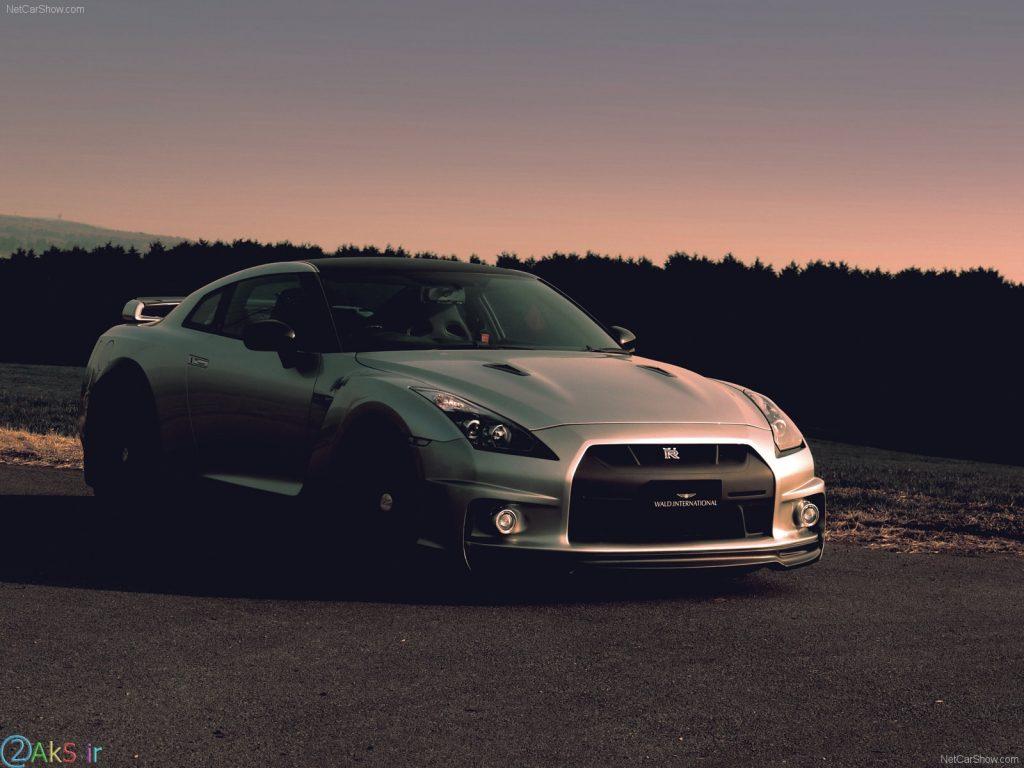 تصویر Nissan GT-R