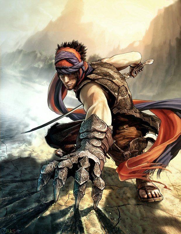 تصویر Prince of Persia 4