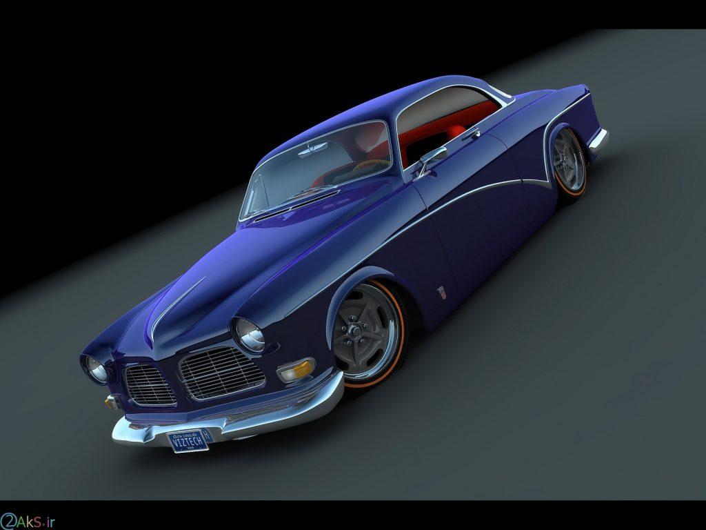 تصویر Volvo Amazon Coupe