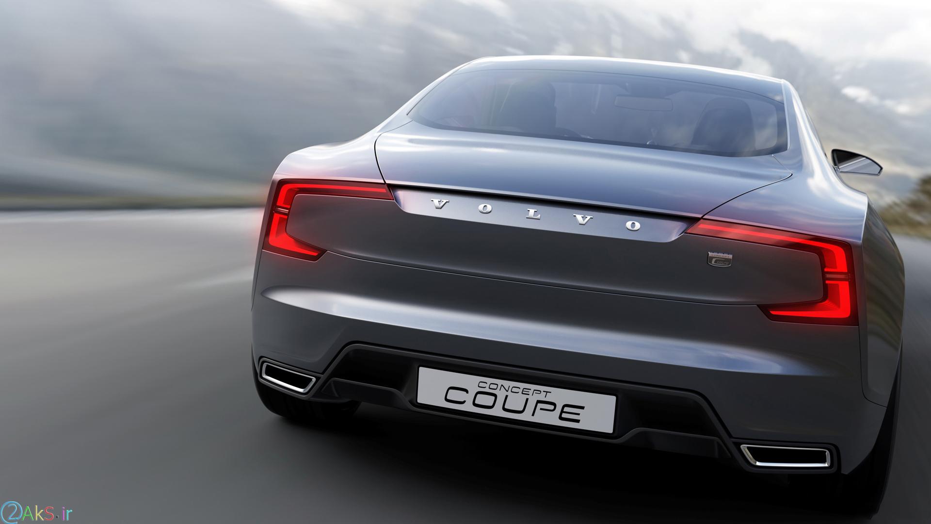 تصویر Volvo Concept Coupe