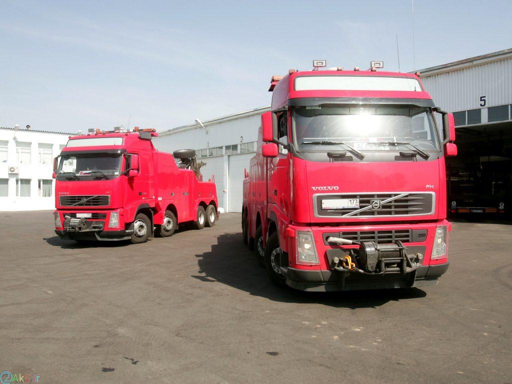 تصویر Volvo FH12