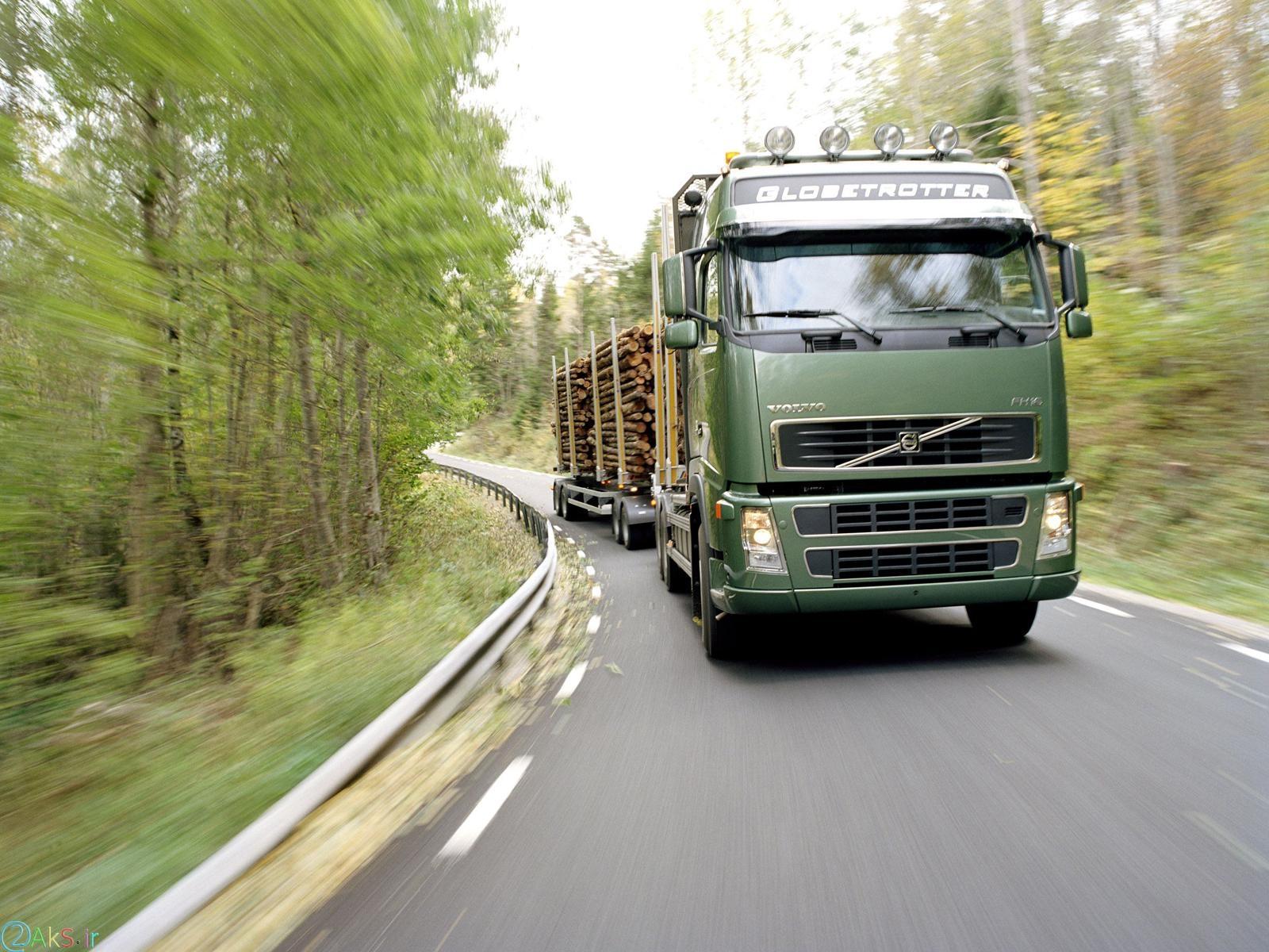 تصویر Volvo FH16