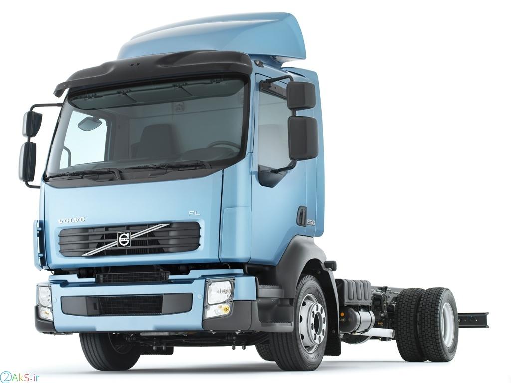 تصویر Volvo FL7