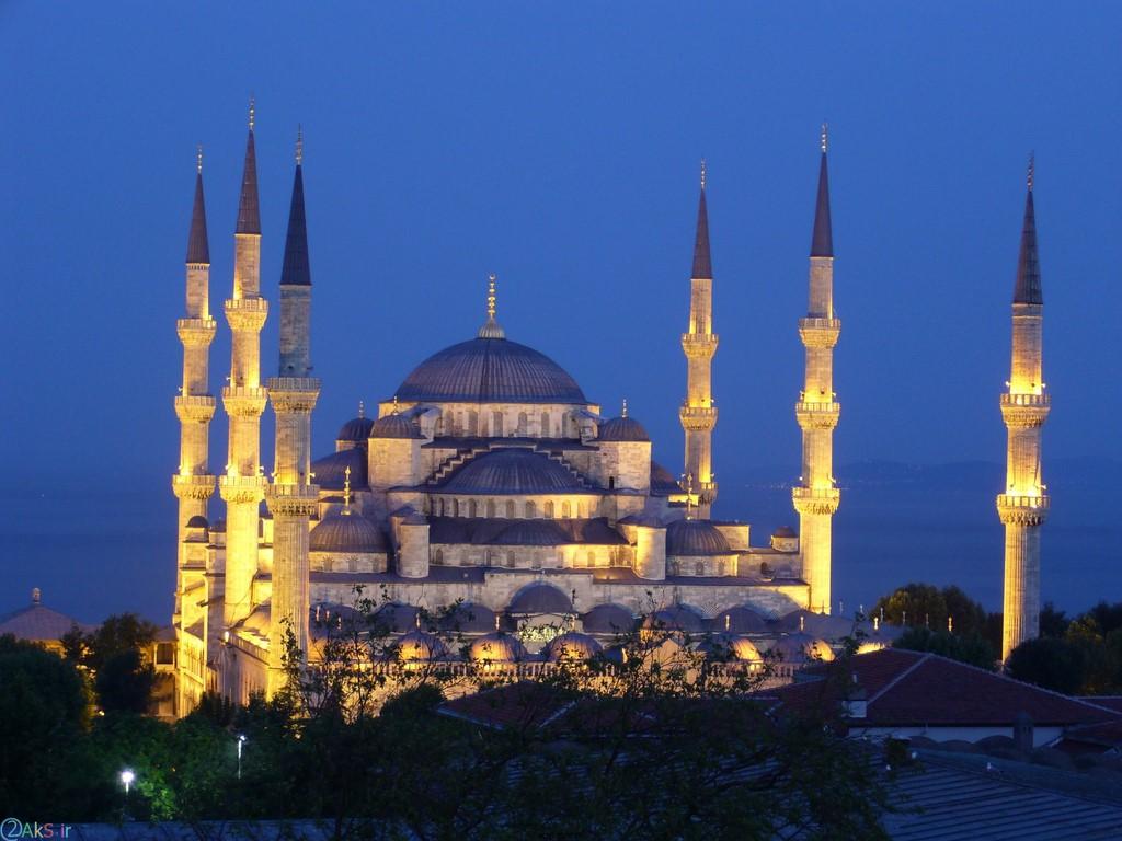 دانلود-عکس-مسجد-سلطان-احمد