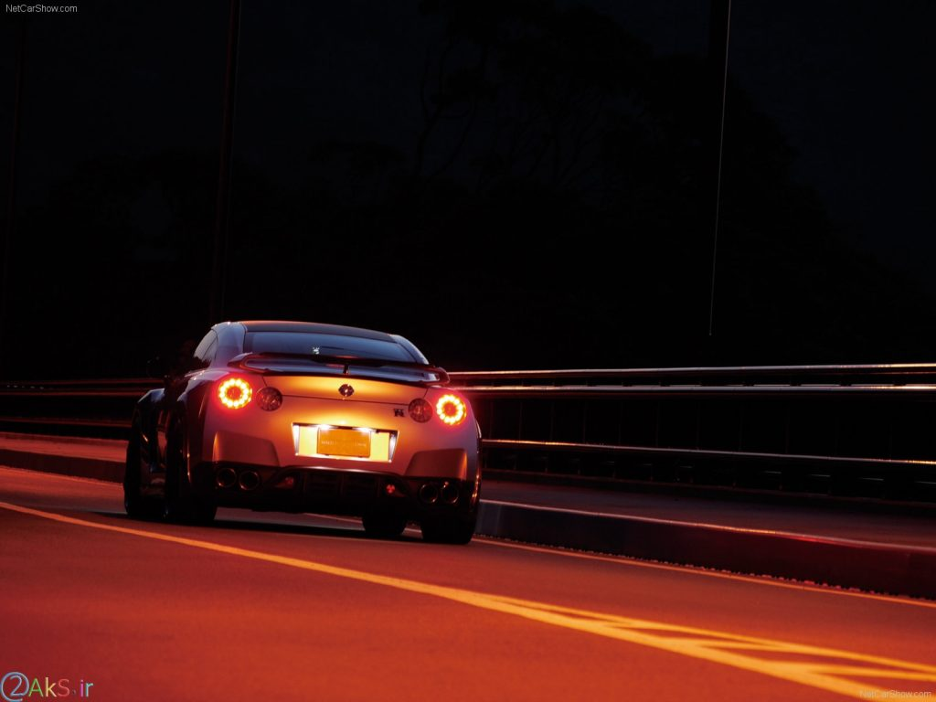 دانلود عکس Nissan GT-R