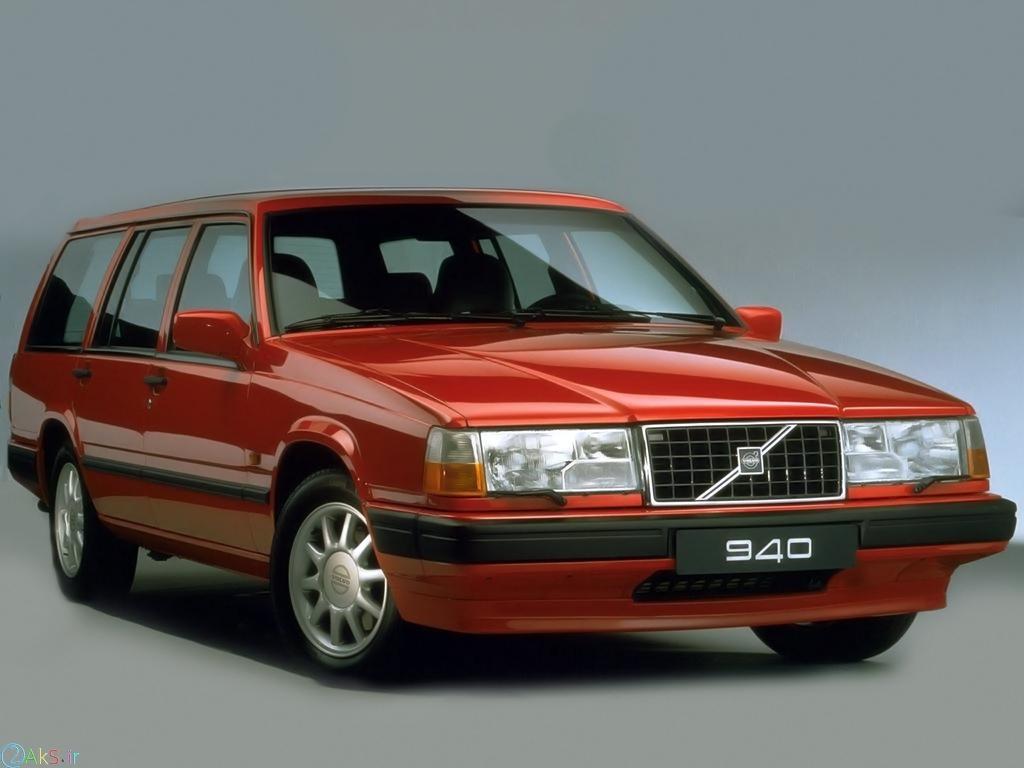 دانلود عکس Volvo 940