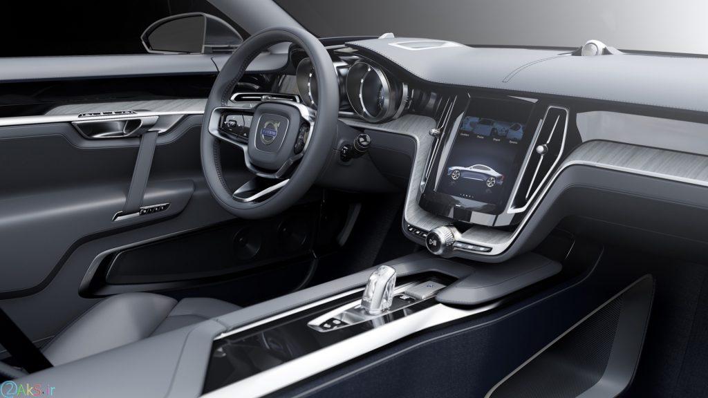 دانلود عکس Volvo Concept Coupe