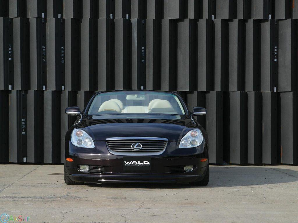 دانلود عکس Wald Lexus SC430