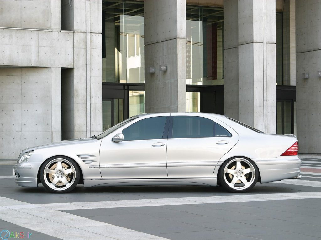 عکسهای Bercedes Benz S600
