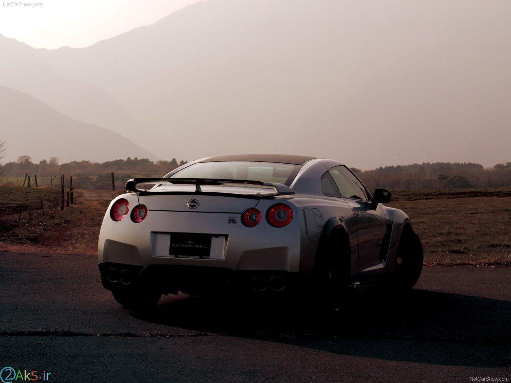 عکسهای Nissan GT-R