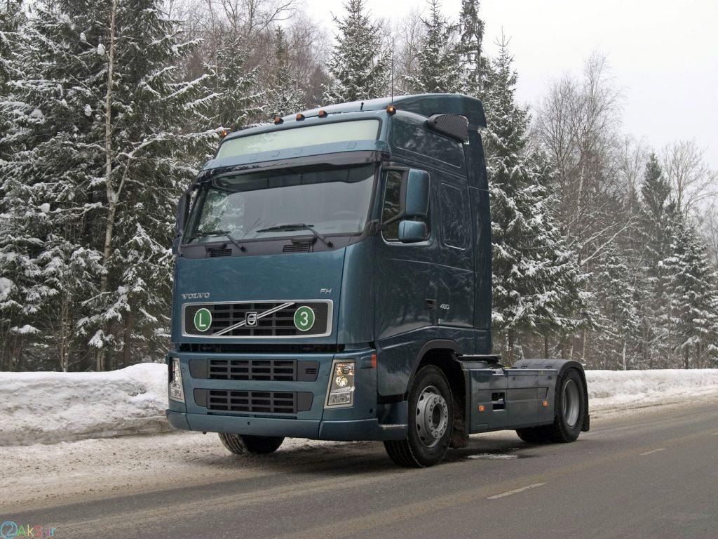 عکسهای Volvo FH12